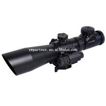 3-9X42EG shockproof Hunting sight Red Illuminated Optics RifleScope