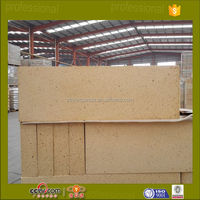 furnace refractory material high alumina fire brick lining