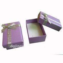 especial de papel pequeña caja de regalo al por mayor