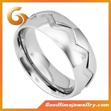 Mordern new comfort fit men ring model