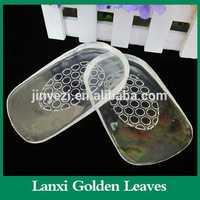 Adhesive Medical Gel Heel Pad Silicone Heel Pad Shoe Pad gel ice pack gel honey comb insoles