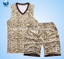 custom sublimation youth basketball jerseys & Uniform design