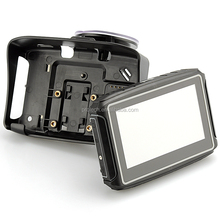 Easy Touch Screen With 8GB Memory Dual-use Car and Motorcycle GPS