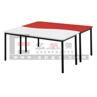 Wholesale Cheap Ergonomic Kids Study Desk, Kids Learning Desk Table and Play Table