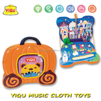 New kids music animal bag baby gifts Musical toys educational toys