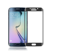 Anti-radiation 9H Cell Phone Tempered Glass screen protector for Galaxy s6 edge Glass Shield