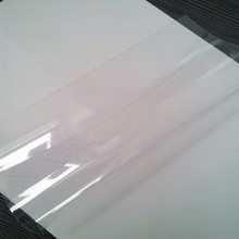 Static Cling vinyl Film without glue