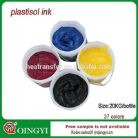 QingYi hot sale plastic printing ink