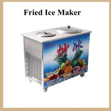 2015 hot sale! Multi- function industrial fried ice cream maker / Commercial Fried Ice Cream Machine
