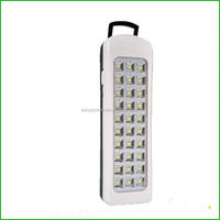 Competitive Price Durable ABS Plastic Material LED dp led rechargeable emergency light