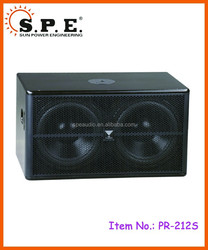 SPE Audio 12 inch Cheap Powered Subwoofer PR-212S