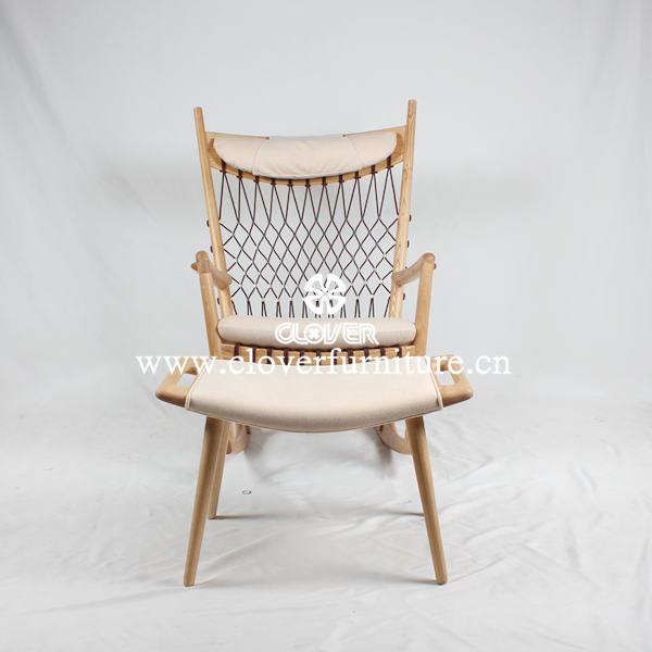 Hans Wegner Wooden Rocking Chair - Buy Hans Wegner Chair,Wooden ...