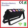 Gothylight 6x10w 4in1 Pixel Wireless Battery Bar For Birthday Party Stage Decorations
