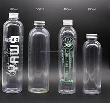 300ml,400ml,500ml New style PET pet bottle for juice /water/beverage