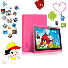 Bulk stock cheap Android4.4 1024*600 tablet pc 7 inch HD tablet pc q88