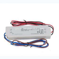 12V 100w Waterproof LED Power Driver Constant Voltage LED Strip Power Supply DC LED Driver 24V 4A Switching Power Supply