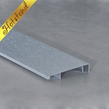 Interior decoration high quality stainless steel skirting board