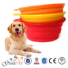 [Grace Pet] puppy Collapsible, Eco-friendly, Portable Travel Pet Water Bowl
