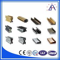Alibaba Gold Supplier Factory Direct Sale Aluminum Profile Extrusion