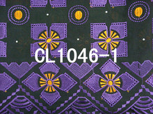 Hot sale charming african swiss voile lace for wedding L1046