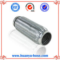 Wuxi Huanyu car truck exhaust flexible pipe supply in exhaust system