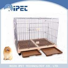 Ipet word of mouth small wire mesh pet cage for cats