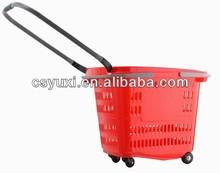 Supermarket Trolley Plastic