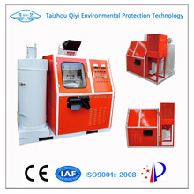 QY-400B Good Performance Auto Scrap Copper Cable Recycling Peeler Machine
