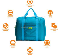 HandBag Type and polyester Material foldable travel bag