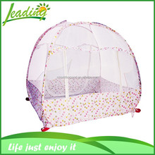 customizable baby mosquito net tent, pop up mosquito net tent, automatic pop up tent