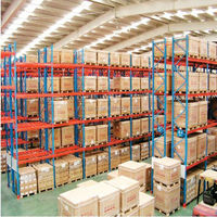 China AS4084 Certificated heavy duty united steel products pallet rack