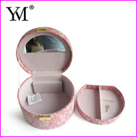 2015 Elegant luxury fashion wholesale beauty professional cosmetic case box packaging for gift