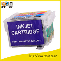 hot in Russia compatible for epson xp-306 refillable ink cartridge