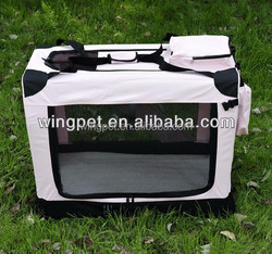 pet product new design foldable pet carrier large dog carriers