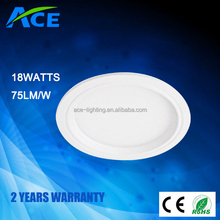 2015 hot new products good price SMD 18W led downlight manufacture supply