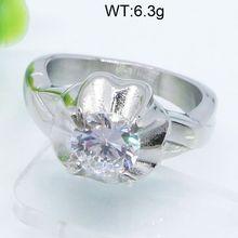 Beautiful and unique 3 carat diamond ring