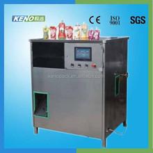 KENO-F301 plastic tube filling and sealing machine