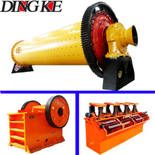 High recovery rate Gold machine/Gold mining equipment/Gold washing plant
