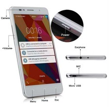 New Siswoo C50 Android Smartphone 5 inch IPS Screen 1280*720 MTK6735 android phone dual sim mobile