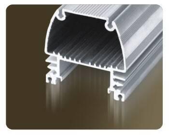 High quality aluminum powder price aluminum profile