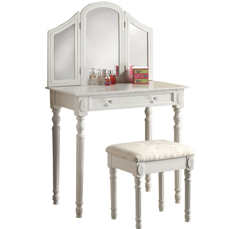 elegant dressing table for girls and women home furniture