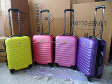 2015 fashionable cool luggage suitcase kids rolling luggage case kids trolley suitcase