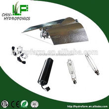 Electronic equipment for agriculture indoor mh reflector kit/ Hydroponics greenhouse chin up hengxiong 1000w hps grow kit