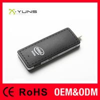 Customized portable Intel compute mini pc stick for windows 8 10