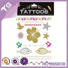 Cheap Tattoo Kits,Custom Temporary Tattoos Jewelry,Metallic F Tattoos