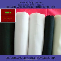hot new products for 2015 T/C Herringbone fabric White/Black