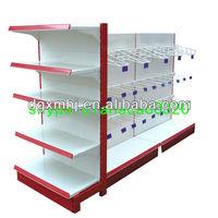 Display Shelf, Supermarket Rack, Grocery Rack supermarket metal rack gondola shelvesing
