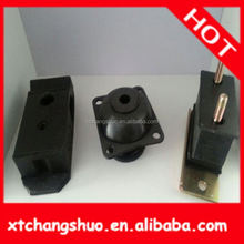 Front / Rear Engine Mounting for volvo heavy duty truck rubber engine mount 0.3t engine support tool