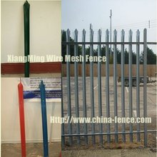 modern and beautiful wrought iron fencing