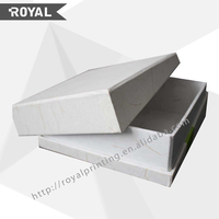 Volume supply best quality wholesale christmas red gift boxes